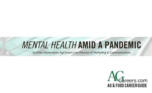 Mental Health Amid a Pandemic