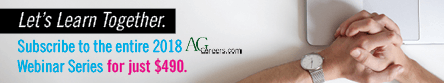Banner - Webinar subscription