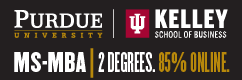 Purdue University / Indiana University MS-MBA in Food and Agribusiness Management