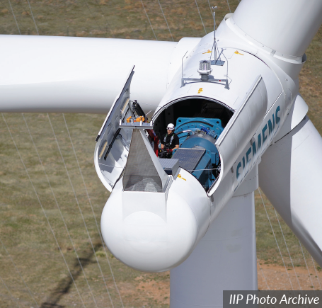 Wind Turbine Technician | Career Profile | AgCareers.com